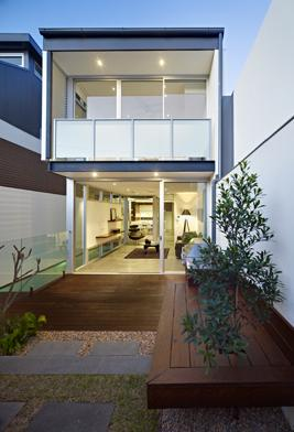 Luxury Townhouse Architecture Contemporary House Design