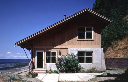 beach wooden home architecture design exterior