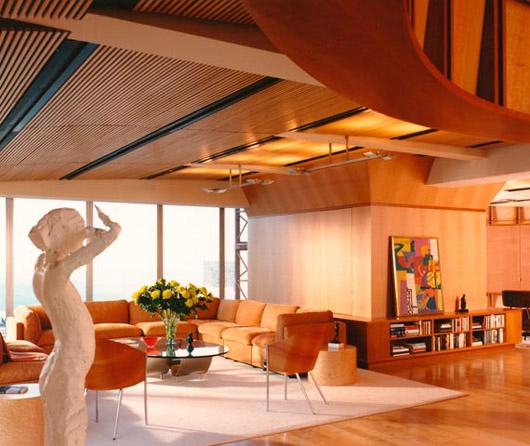 Elegant Interior Design Curved Walls Ideas Apartment Decorating