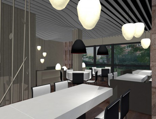 Interior Design Restaurant Decorating