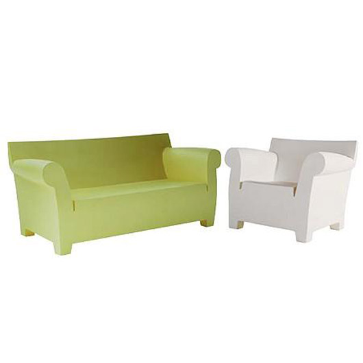 Bubble Club Plastic Sofa Design Outdoor Furniture From Kartel