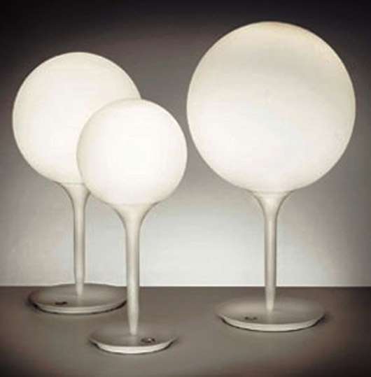 modern white bubble lamp design ideas