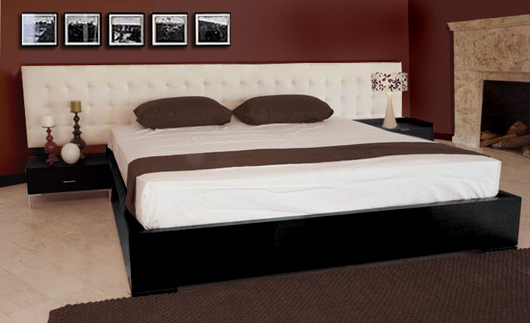 Contemporary Platform Bed Design Modern Bedroom Furniture