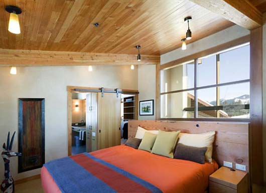 sustainable design mountain home decorating architecture ideas