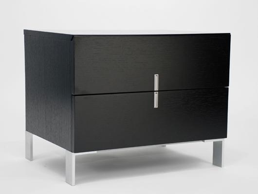 Wooden Nightstand Design Bedroom Furniture Ideas