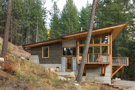 Mountain cottage designs joy studio design gallery for Cabin exterior design ideas
