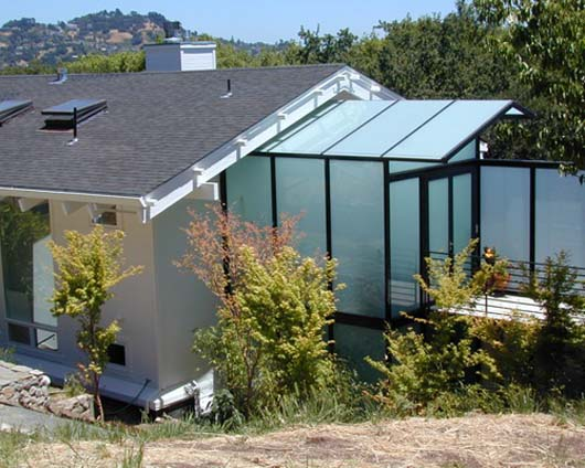 Steel And Glass Architecture Design Modern Home Remodel Decorating