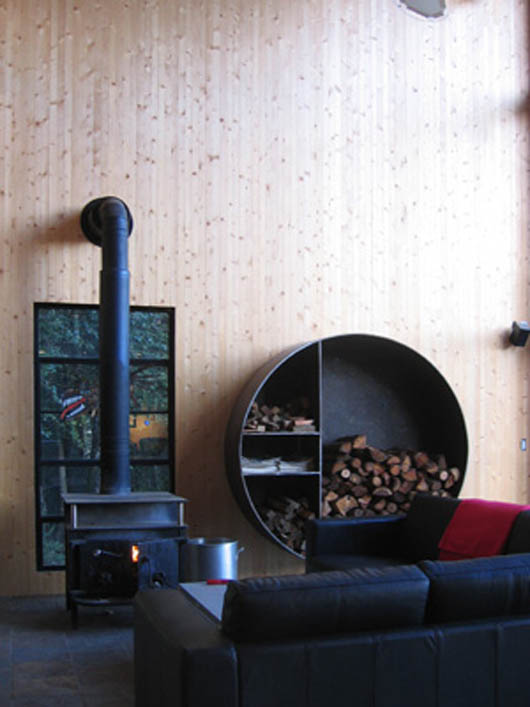 wooden interior design fireplace ideas
