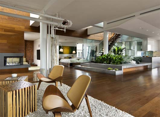 Luxury Apartment Design Modern Penthouse Interior Decorating Ideas