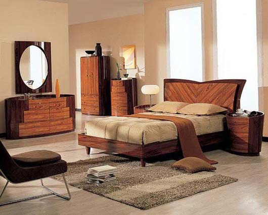 Contemporary Bedroom Design Ideas Home Interior Decorating