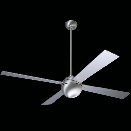 Modern Minimalist Ideas Ball Ceiling Fan Design Interior Decorating