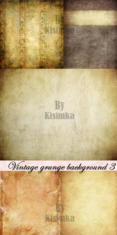 Stock Photo: Vintage grunge background 3