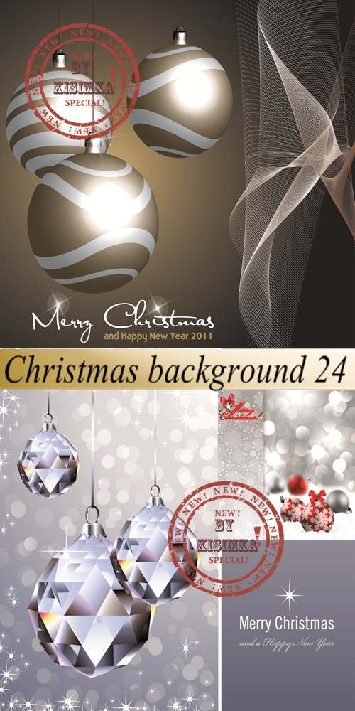 Stock: Christmas background 24