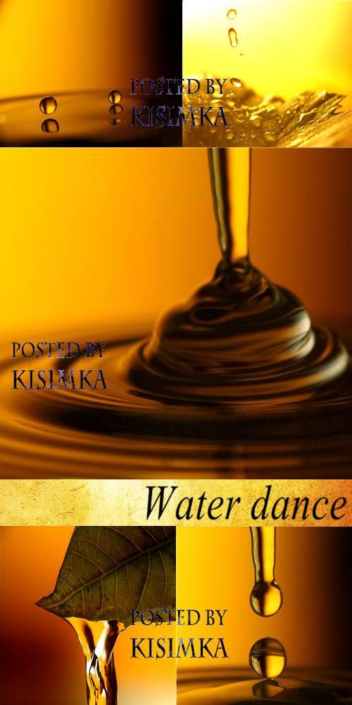 Stock Photo: Water dance