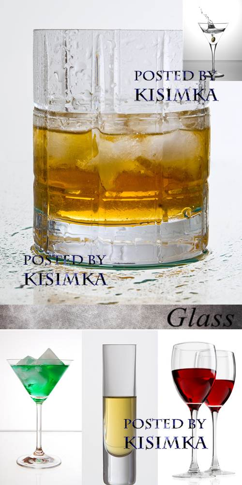 Stock Photo: Glass