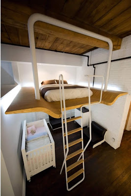 Sturdy Loft Beds With Desk