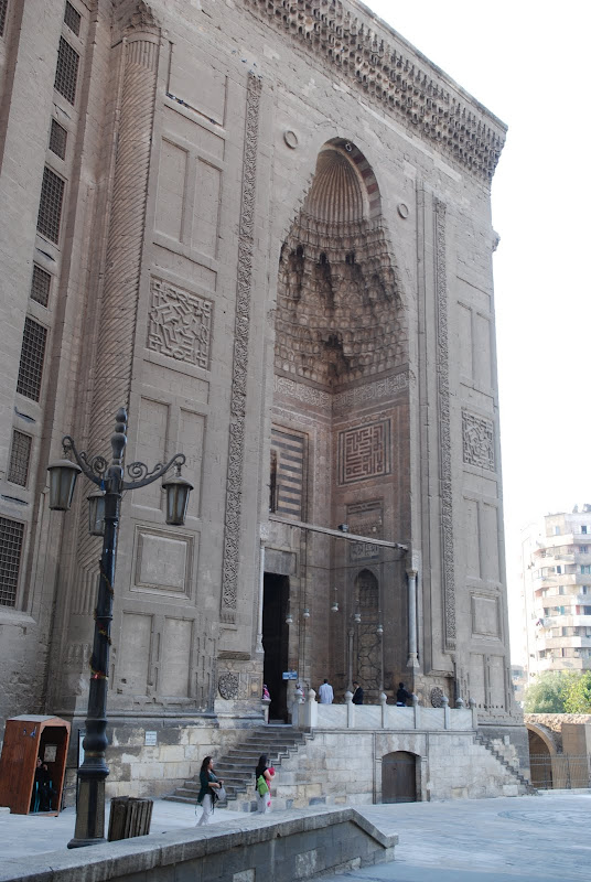 Mosque, Madrasa, Mausoleum of Sultan Hasan « Art and ...