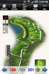 Pete Dye Course at French Lick - screenshot