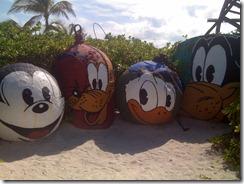 Character Buoys