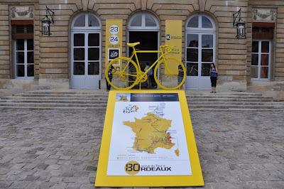 80-тилетие Бордо на Туре / Тур снова в Бордо