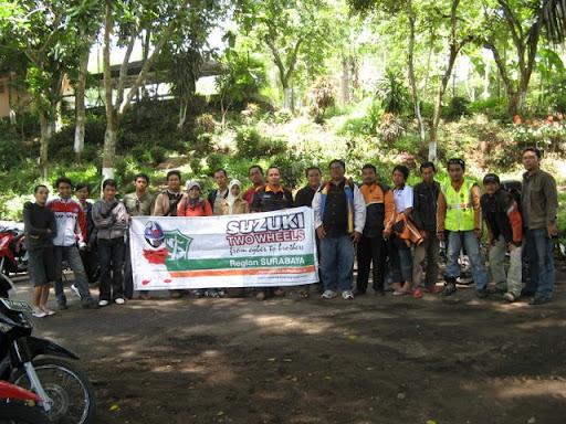 Bersama SMC Lumajang dan Pak Agus S2W Paiton bersama Gaspol