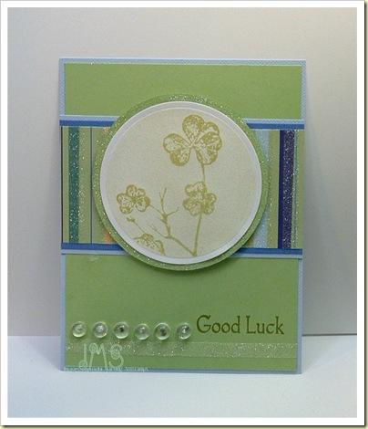 TLC202-Good Luck!