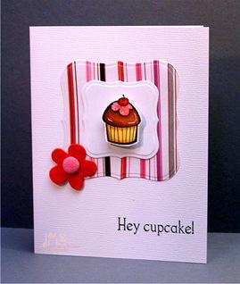 Hey Cupcake CAS