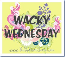 WACKY WEDNESDAY BUTTON