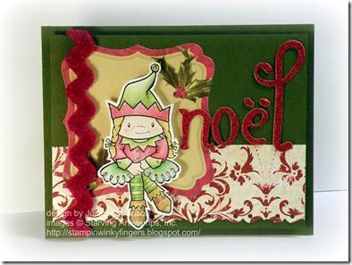 Noel elf