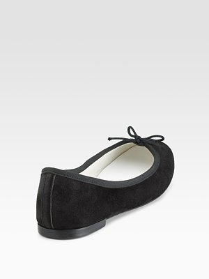 REPETTO - Suede Ballet Flats - 200