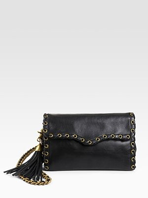 REBECCA MINKOFF - Grommet-Trim Crossbody Bag - 184