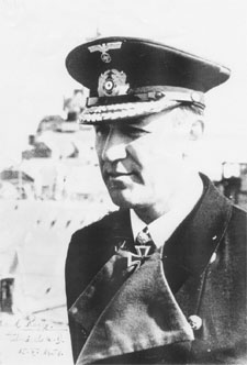 Picture of Admiral Bernhard Rogge
