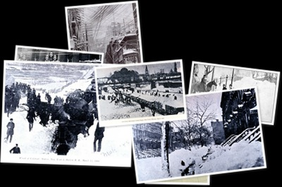 View The Great Blizzard of 1888