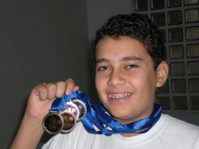 3º Regional e 2º Interescolar da 1ª Região Estadual de Badminton