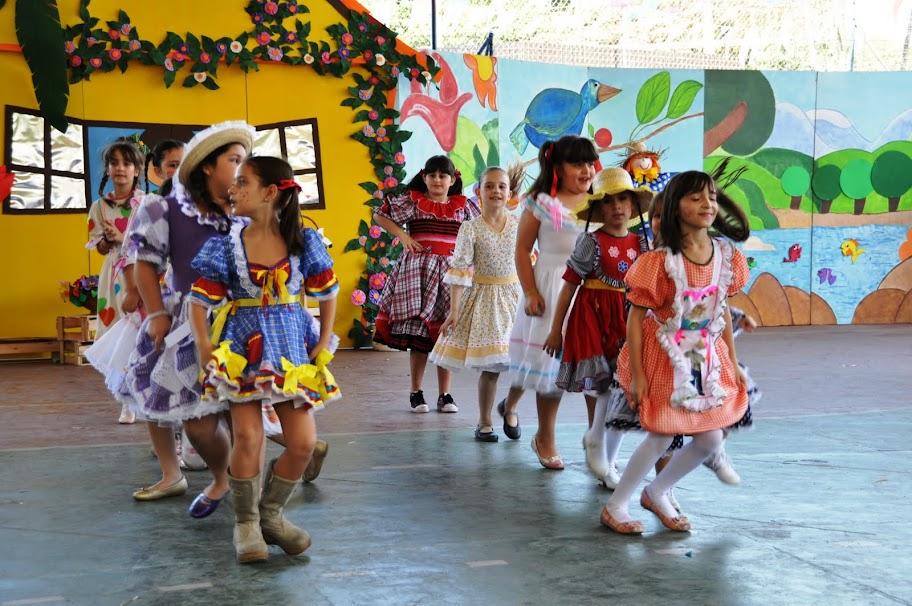Festa Junina 2010 Unidade I – Apresentação Educação Infantil ao 5º ano