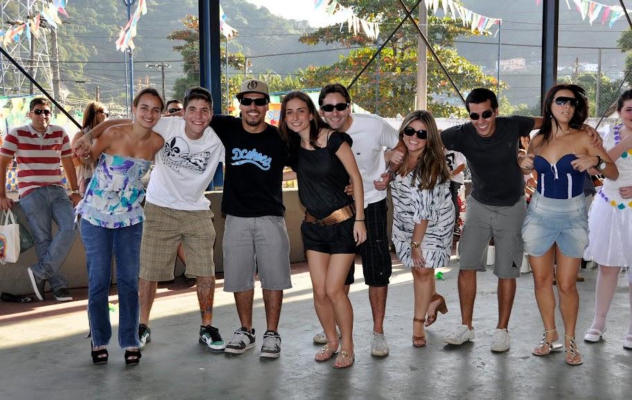Festa Junina 2010 Unidade I – Quadrilha ex-alunos e amigos