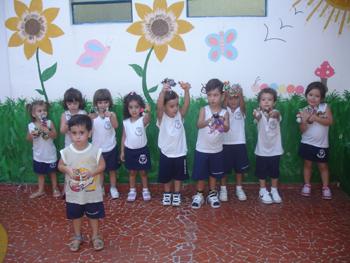 Páscoa, Caça aos Ovos – 2010 – Unidade 2 Educação Infantil
