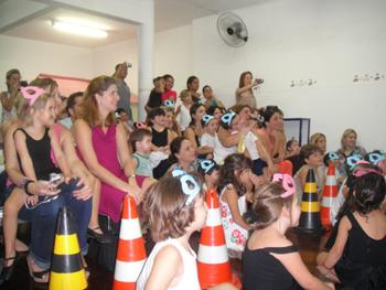 Páscoa, Teatro – 2010 – Unidade 2 Educação Infantil