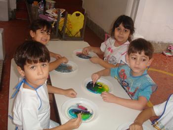 Aula de Laboratório com Pré e 1º Ano 2009 – Unidade 2 Educação Infantil