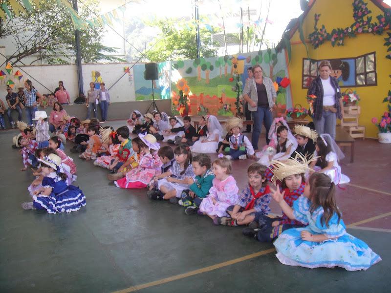 Festa Junina de 2010 – Unidade 2 Educação Infantil