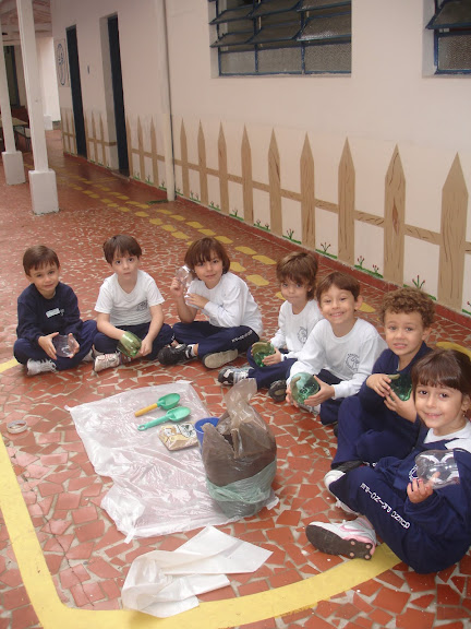 Meio Ambiente – Pré – Unidade 2 Educação Infantil