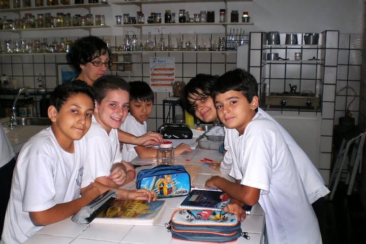 2010 – Construção de um Barômetro – Laboratório – 6°Ano