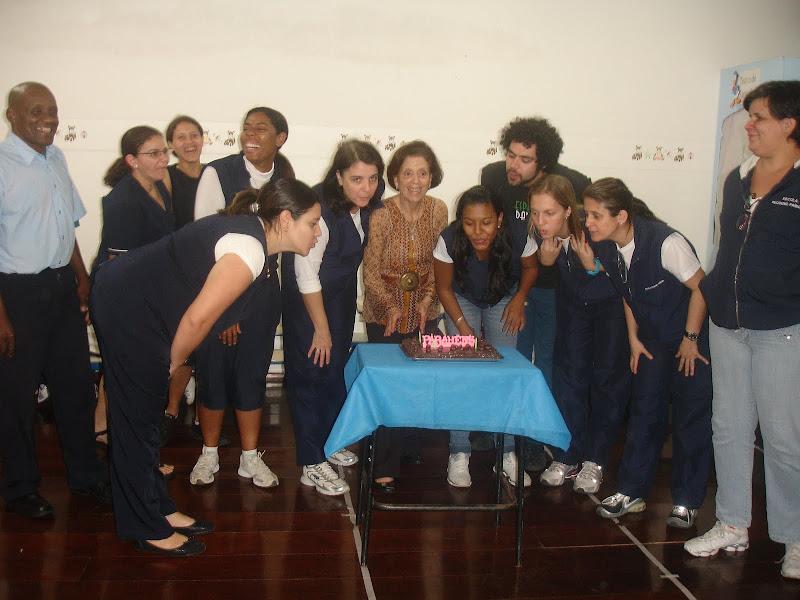 Semana da Criança – Dia da Gincana e Confraternização – 2010