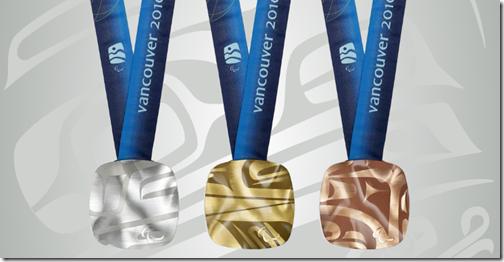 para medals