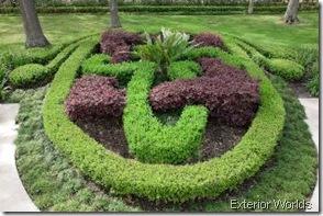 knot garden exterior worlds