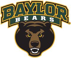 baylor bears logo no pantone