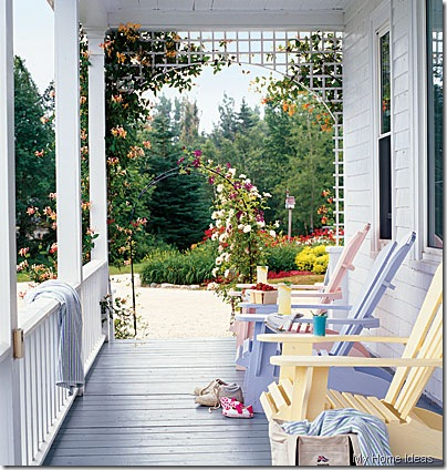 porch my home ideas