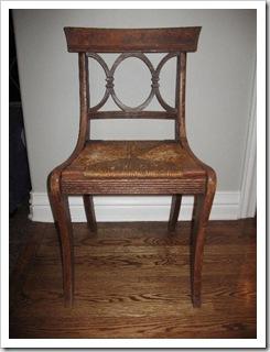 circle chair 1