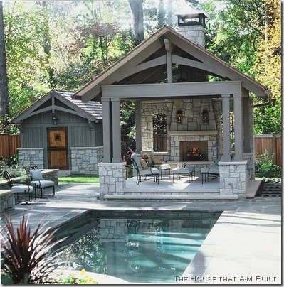 pool house A-M