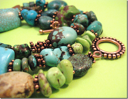 necklace with copper flickr